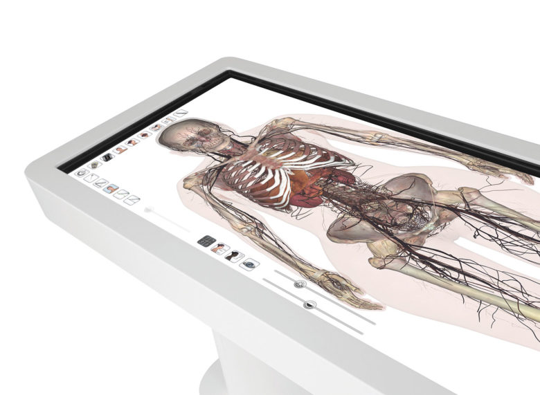 Table Anatomage