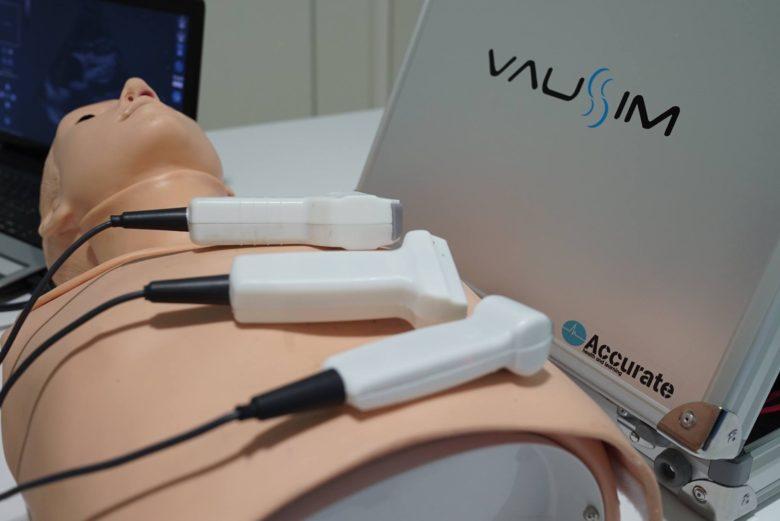 VausSim - Simulateur d'échographie versatile