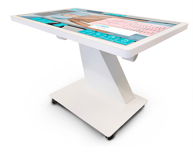 Body Interact - Table interactive de Raisonnement Clinique