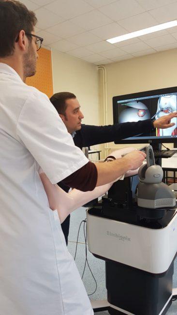 Arthro Mentor - Simulateur d'arthroscopie