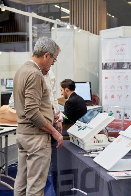 Pelvitrainer EoSim - simulateur d'entrainement aux gestes coelioscopique