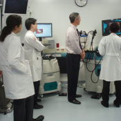 GI mentor - Simulateur d'intervention endoscopique