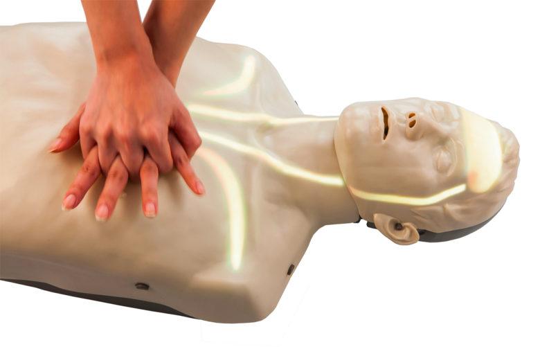 Brayden - Mannequin pour entrainement à la Réanimation Cardio-Pulmonaire