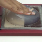 MAMMACARE CBE - Simulation de palpation mammaire