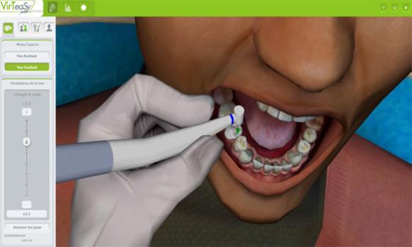 VirTeaSy Dental - Simulateur de chirurgie dentaire