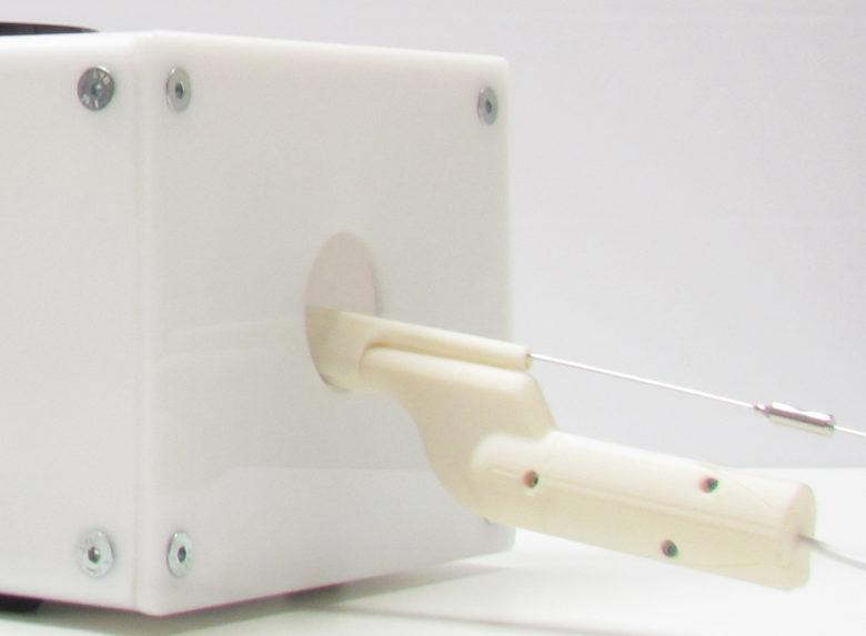 PickUpSim - Simulateur de ponction d'ovocytes