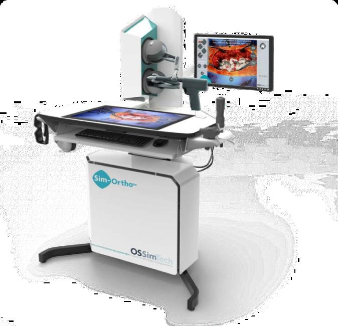 Sim-Ortho - Simulateur de Chirurgie Orthopédique