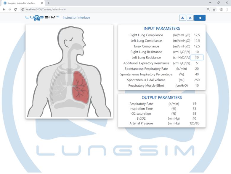 LungSim