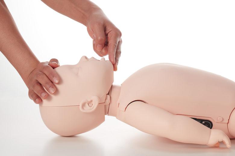 Mannequin Brayden Baby - Simulateur RCP chez le nourrisson - Twin Medical