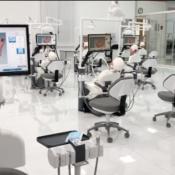 Leonardo Dental - Simulateur hybride de soins dentaires - Twin Medical